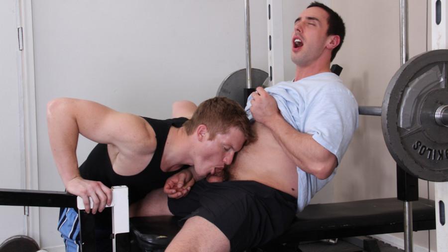MEN - Str8ToGay - The Ringer - Riley Price & Ryan Evans
