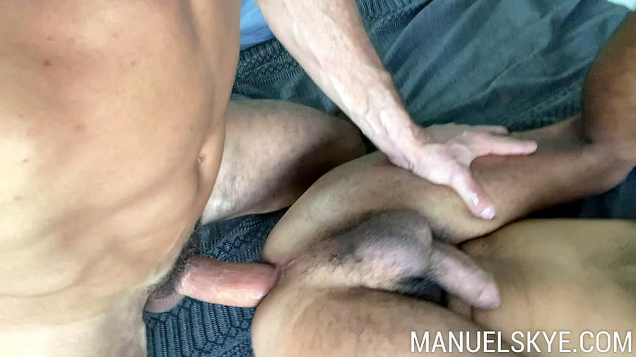 OnlyFans - Manuel Skye - Part 2 - Up close, personal & anonymous
