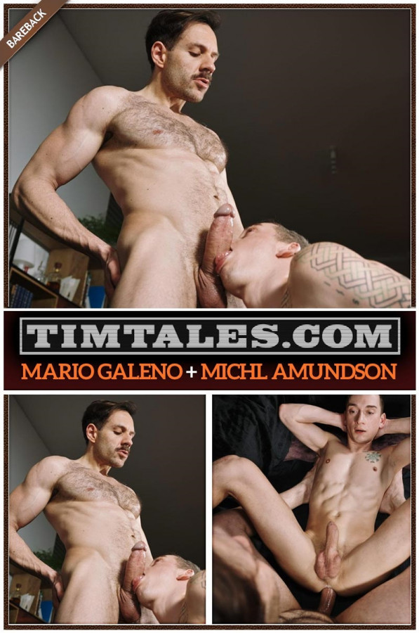 TimTales - Mario Galeno Fucks Michl Amundson