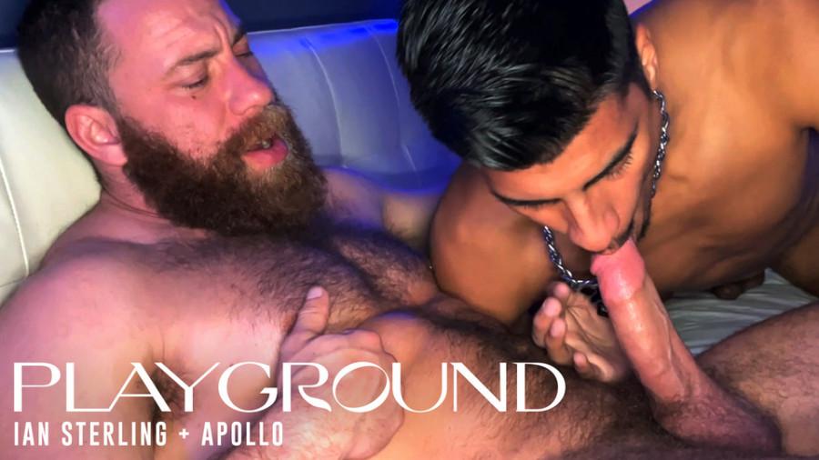 CutlersDen - PlayGround - Apoll & Ian Sterling