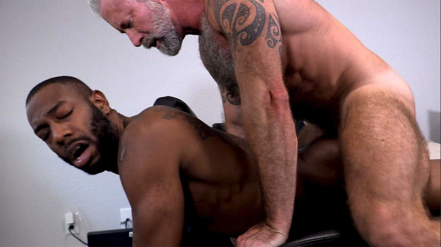 HotOlderMale - Lance & August Play In Vegas - Lance Charger & August Alexander