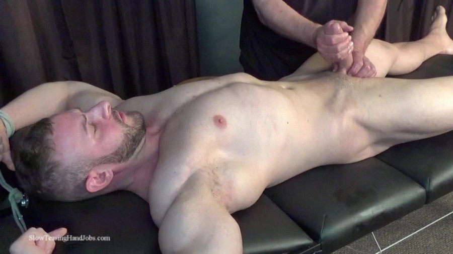 SlowTeasingHandJobs - Slow Hand Job for Anthony
