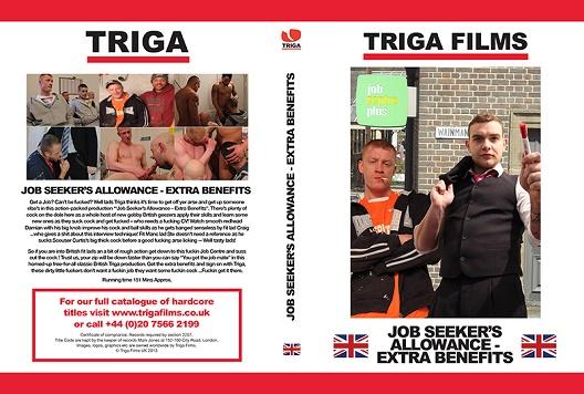 TrigaFilms - Job Seeker's Allowance - Extra Benefits
