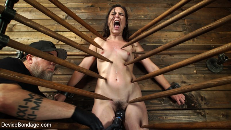 Juliette March: Perfect Pain Slut Pushed to the Extreme