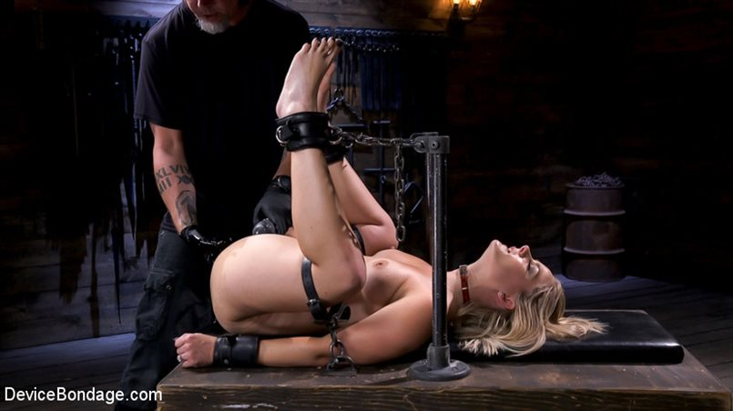 Squirting Slut is Anally Violated
