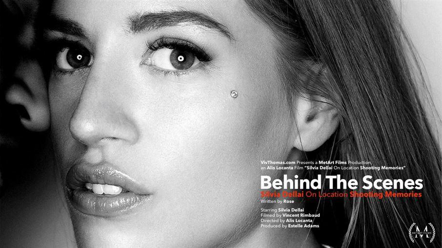 Behind The Scenes: Silvia Dellai Shooting Memories