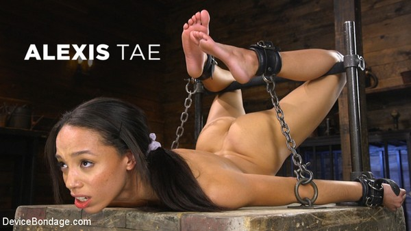 Alexis Tae - BDSM and Bondage - Exploring The Dark Side of Porn (2020 / HD 720p)