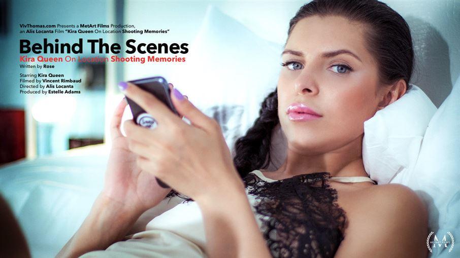 Behind The Scenes: Kira Queen Shooting Memories