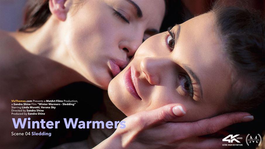 Winter Warmers Episode 4 - Sledding