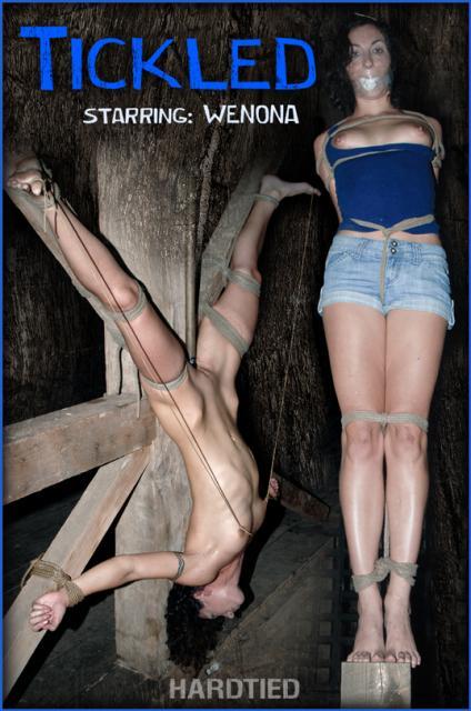 Wenona - BDSM and Bondage - Tickled (2020 / HD 720p)