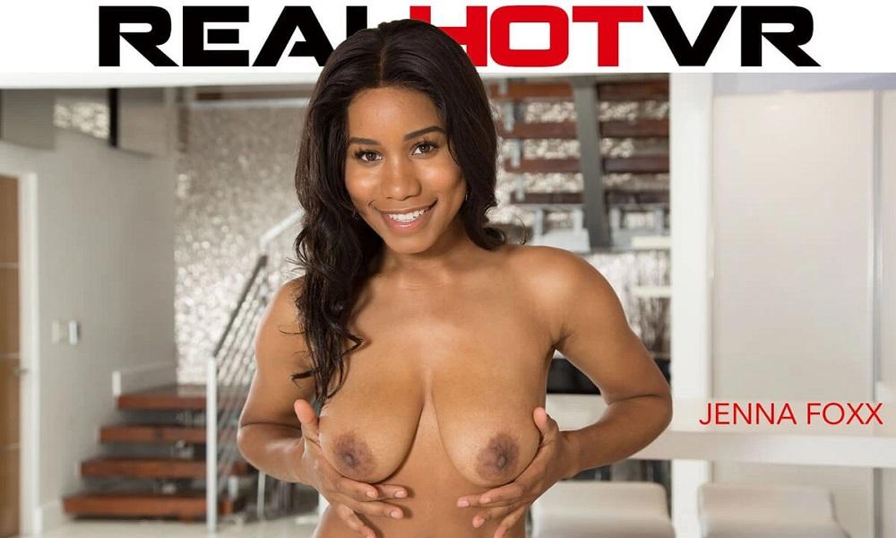 Big Tits Stepdaughter Squirts & Stepdad Wants Morev, Jenna J Foxx, Apr 26, 2019, 3d vr porno, HQ 2048