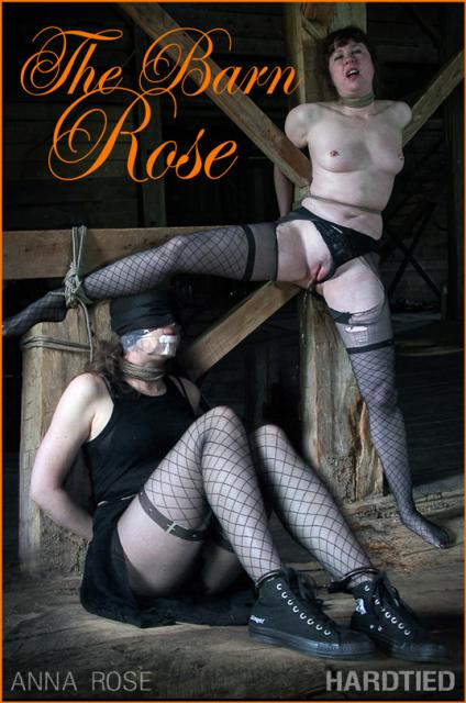 Anna Rose - BDSM and Bondage - The Barn Rose (2021 / HD 720p)