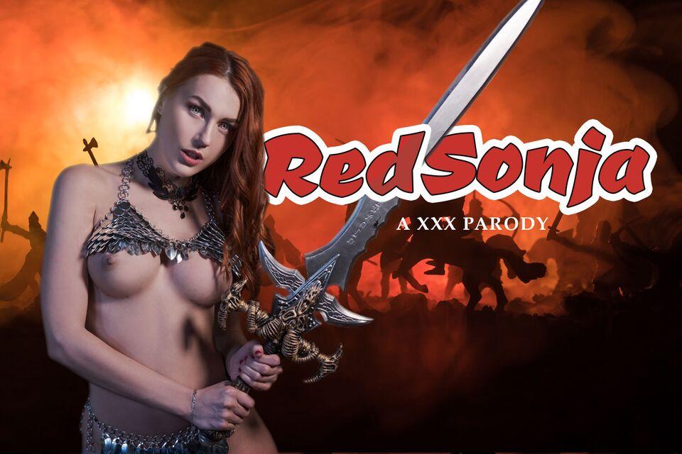 Red Sonja A XXX Parody, Charlie Red, February 08, 2021, 3d vr porno, HQ 2700