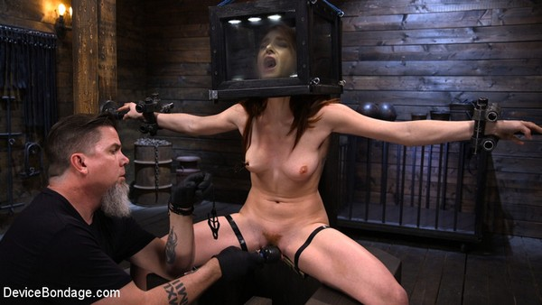 Lacy Lennon - BDSM and Bondage - Gorgeous Redhead's Sensual Submission (2020 / HD 720p)