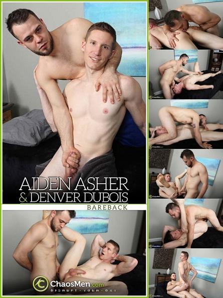 ChaosMen - Aiden Asher & Denver Dubois RAW