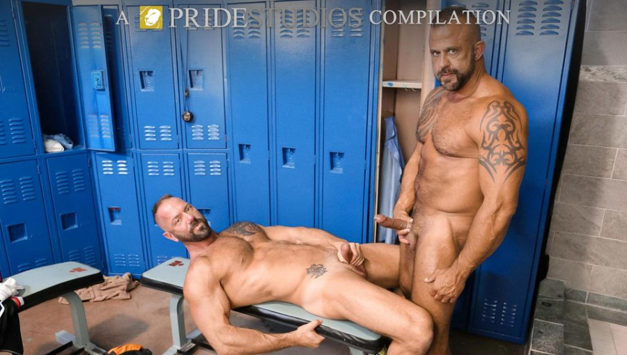 PrrideStudios - Big Muscled Men Compilation