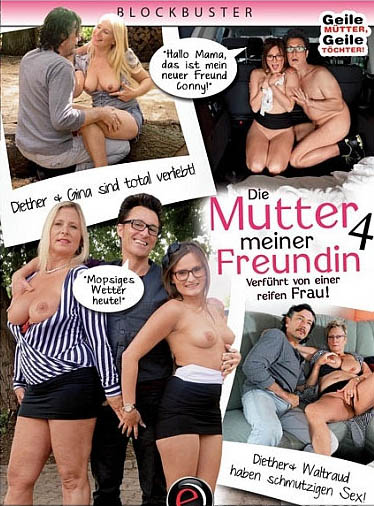 Festnahme! Mutter 35 feiert Sex-Party mit Freunden der