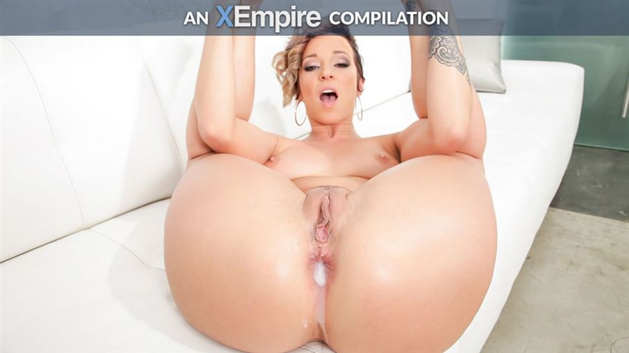 Anal Creampies Compilation