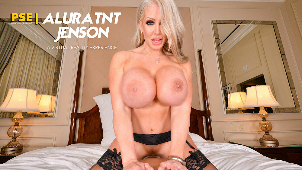 Hot fucking date with blonde babe Alura TNT Jenson, Alura 'TNT' Jenson, February 01, 2021, 3d vr porno, HQ 2048