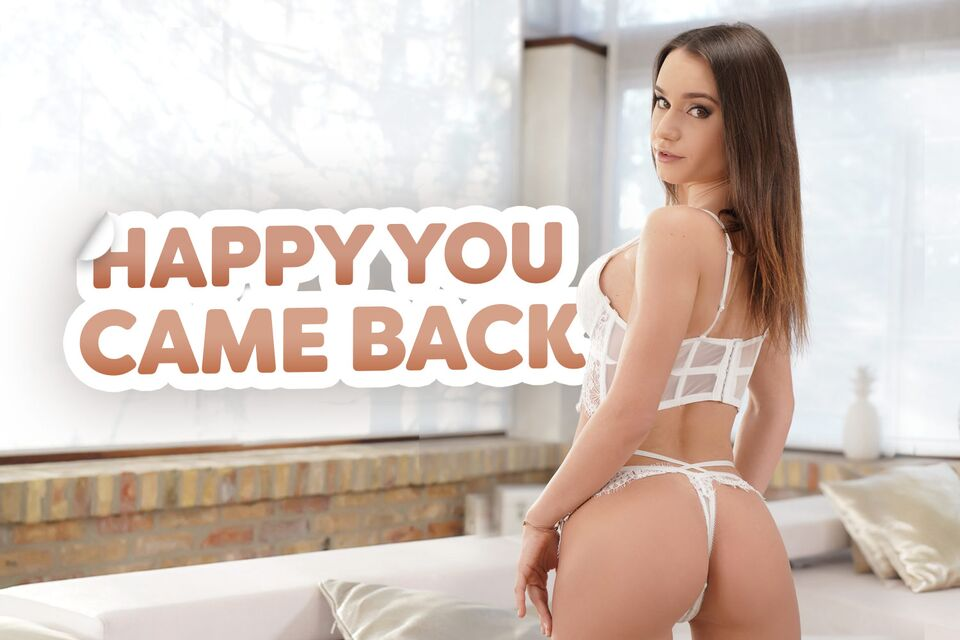 Happy You Came Back, Lana Roy, March 02, 2021, 3d vr porno, HQ 2700