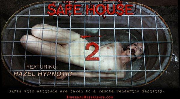 Hazel Hypnotic - BDSM and Bondage - Safe House 2 - Part 2 (SD 480p)
