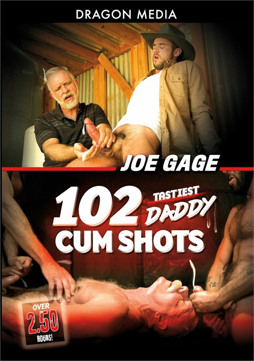 DragonMedia - Joe Gage 102 Tastiest Daddy Cum Shots