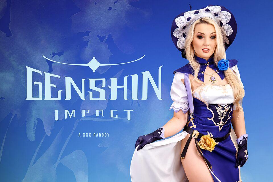 Genshin Impact A XXX Parody, Lovita Fate, April 12, 2021, 3d vr porno, HQ 2700