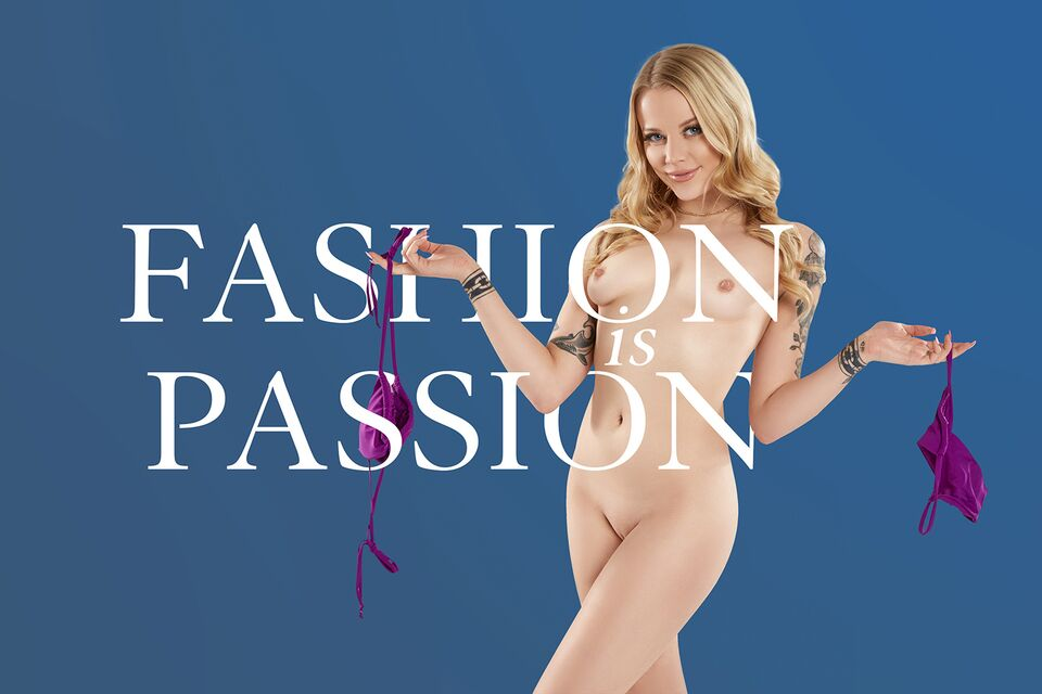 Fashion is Passion, Paris White, April 12, 2021, 3d vr porno, HQ 3584