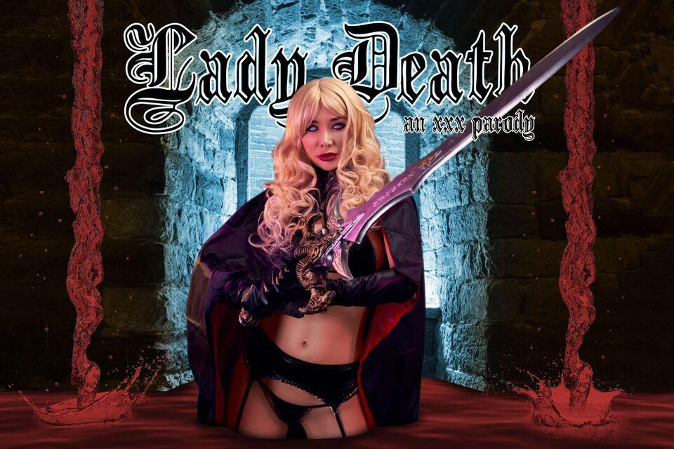 Lady Death A XXX Parody, Polina Maxim, April 05, 2021, 3d vr porno, HQ 2700