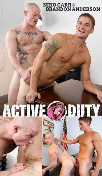 ActiveDuty - Brandon Anderson, Niko Carr - Late Recruit