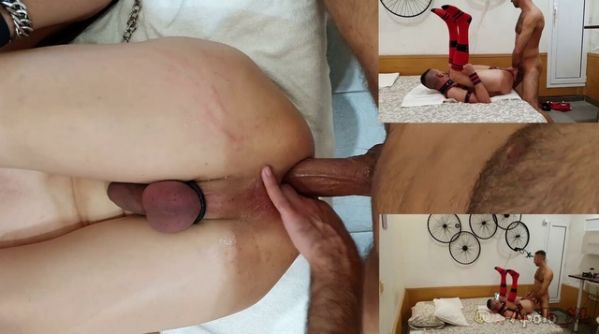Apolo XL - Huge Hole For Huge Cock - Multiview Part 2