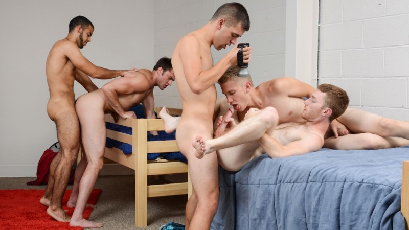 Reality Dudes - Dick Dorm - Give It To Me