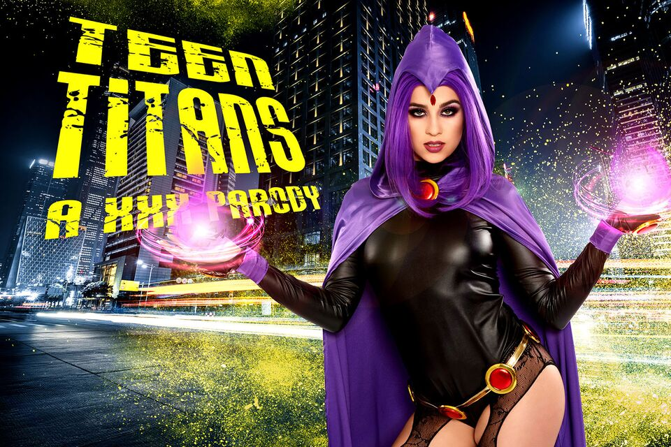 Teen Titans A XXX Parody, Kylie Rocket, April 19, 2021, 3d vr porno, HQ 3584