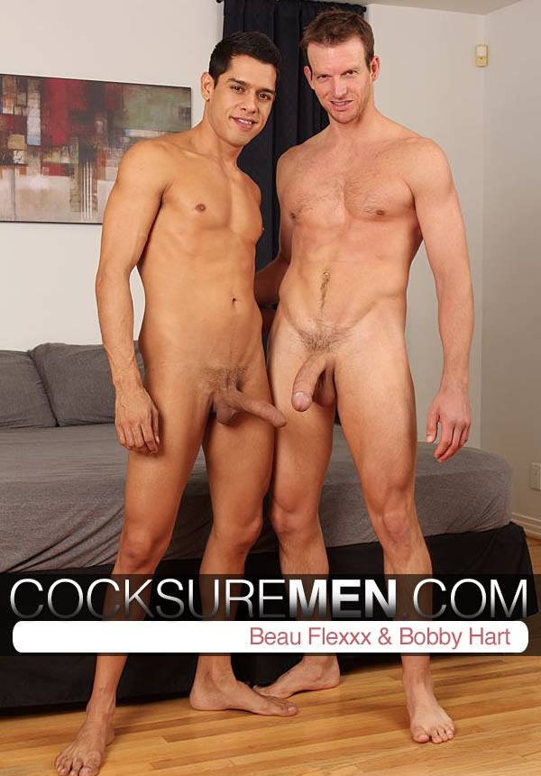 CocksureMen - Beau Flexxx & Bobby Hart