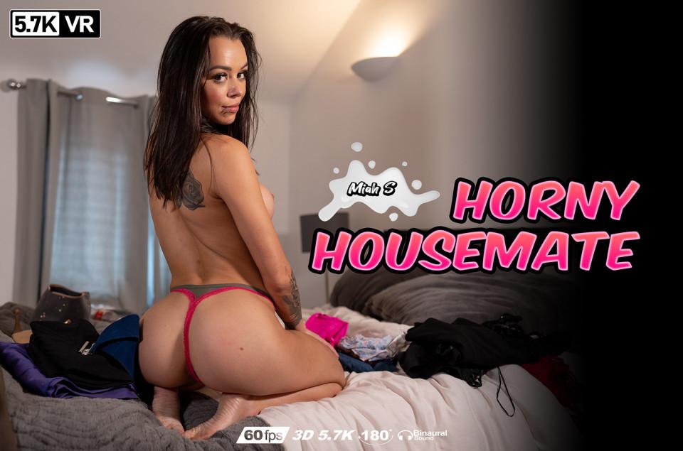 Horny Housemate, Miah S, Aug 25, 2020, 3d vr porno, HQ 2880