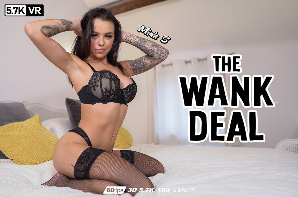 The Wank Deal, Miah S, Jan 26, 2021, 3d vr porno, HQ 2880