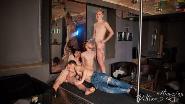 WilliamHiggins - Wank Party #133, Part 1 RAW - WANK PARTY
