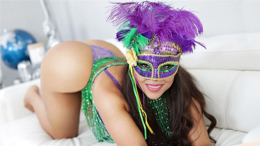 Happy Mardi Gras To Me!