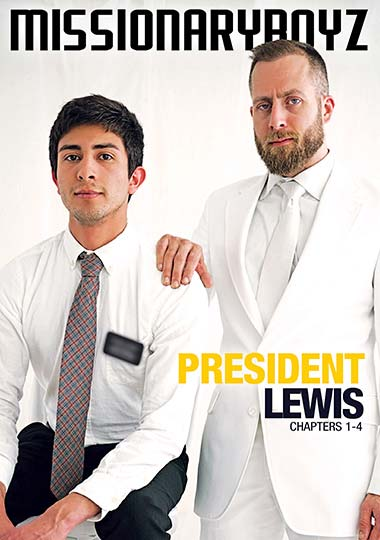 MissionaryBoyz - President Lewis - Chapter 1-4 cover