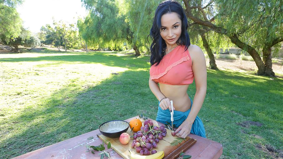 Picnic And A Hard Dick