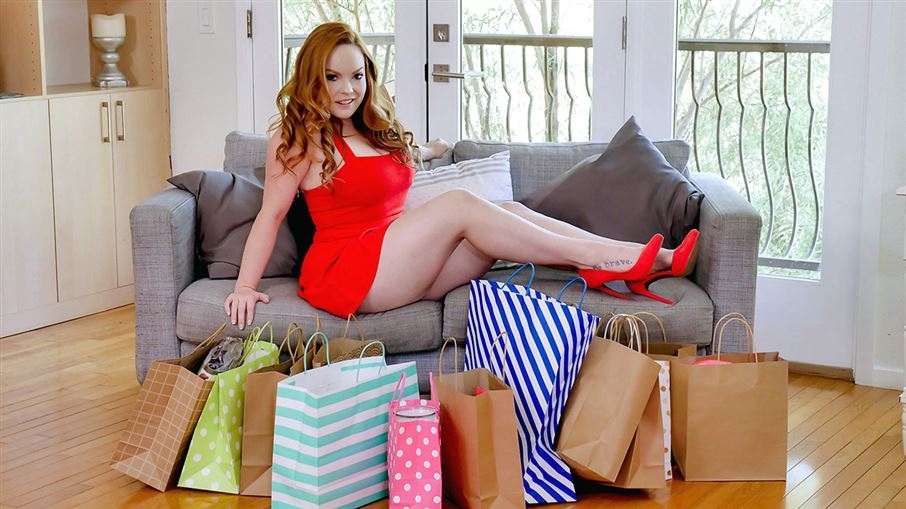 Shopping Bag Shag