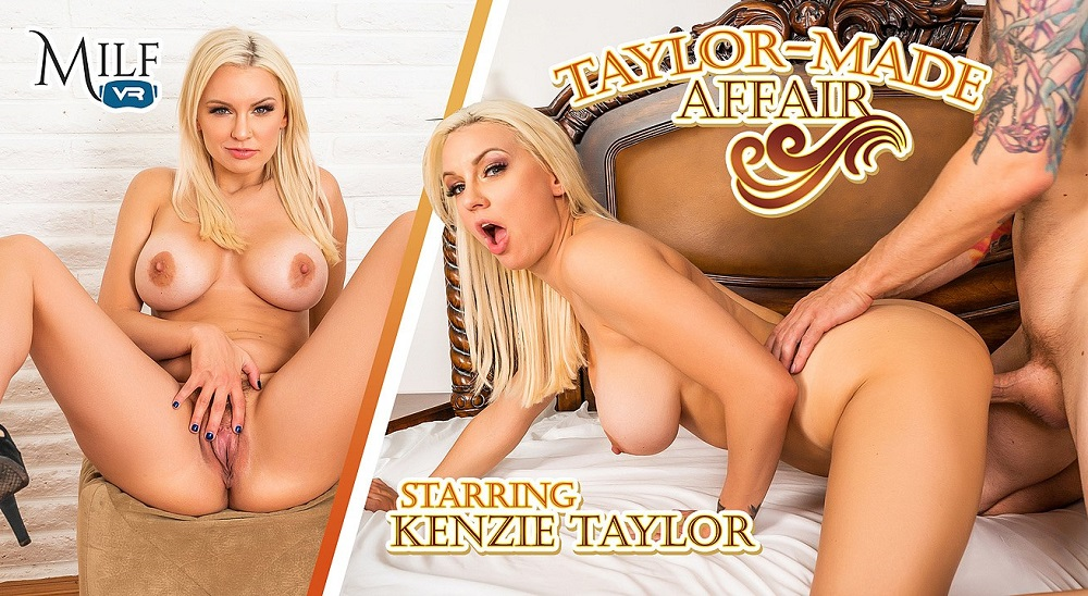 Taylor-Made Affair, Kenzie Taylor, 13 May, 2021, 3d vr porno, HQ 3600