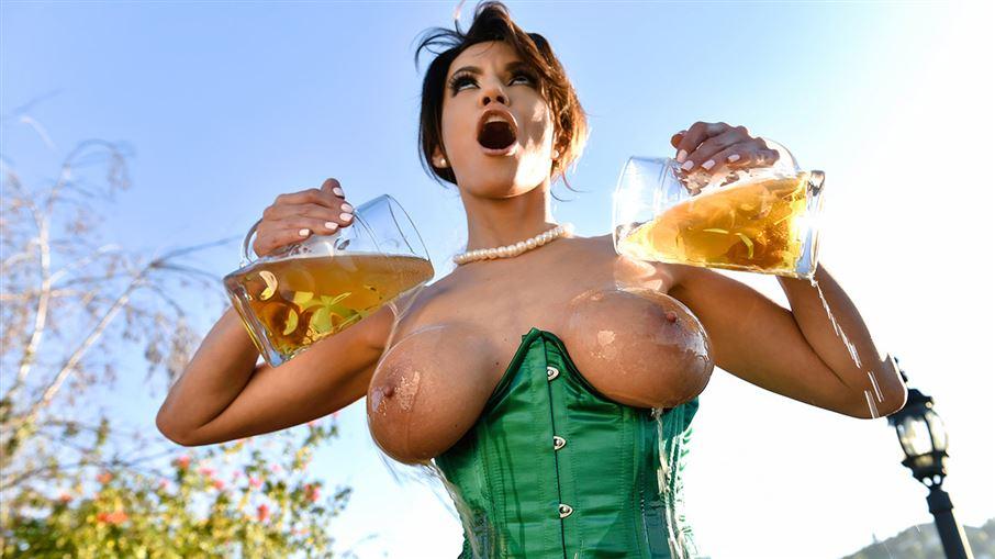 Banging The Barmaid