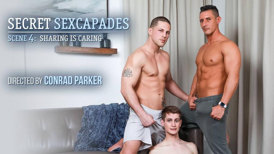 NextDoorTaboo - Secret Sexcapades 4 - Sharing Is Caring - Roman Todd & Jax Thirio & Trevor Harris 4k