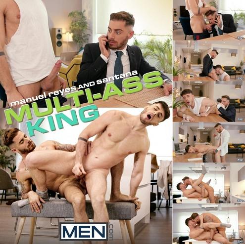 MEN - Manuel Reyes & Santana - Multit-Ass King