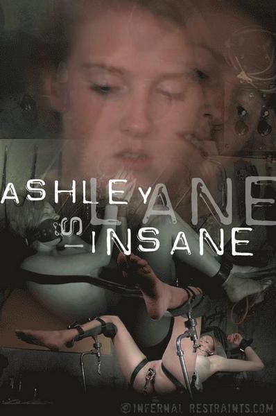Ashley Lane - BDSM, Bondage and Humilation - Ashley Lane Is Insane (HD 720p)