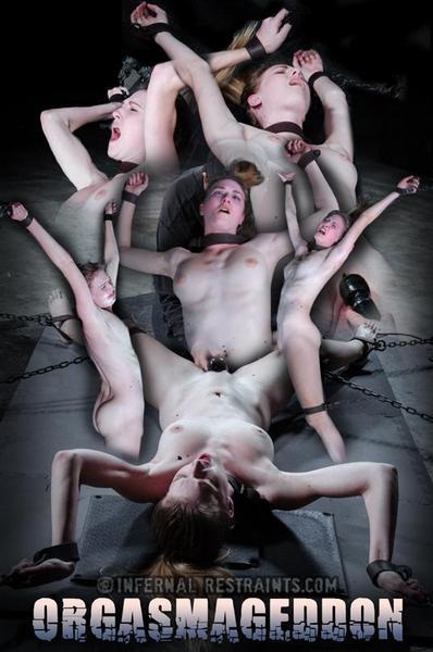 Ashley Lane - BDSM, Bondage and Humilation - Orgasmageddon (HD 720p)