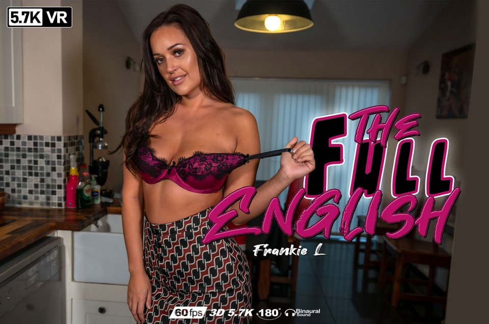 The Full English, Isobella X, Apr 28, 2020, 3d vr porno, HQ 2880