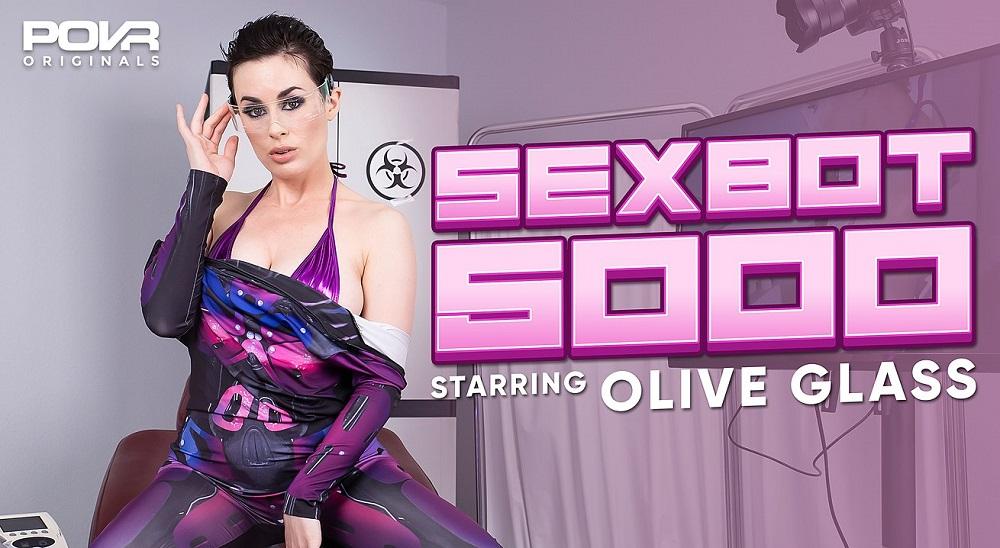 Sexbot 5000, Olive Glass, 14 April, 2021, 3d vr porno, HQ 3600
