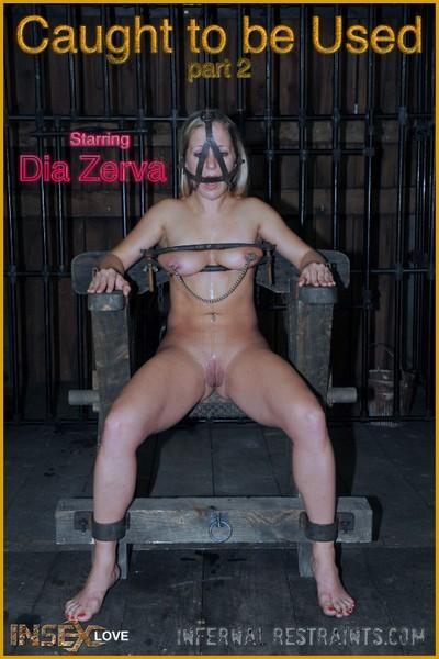 Dia Zerva - Caught To Be Used - Part 2 (2021 / FullHD 1080p)